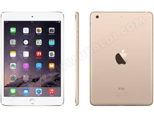 APPLE iPad mini iPad mini 4 Wi-Fi 4G 32Go or