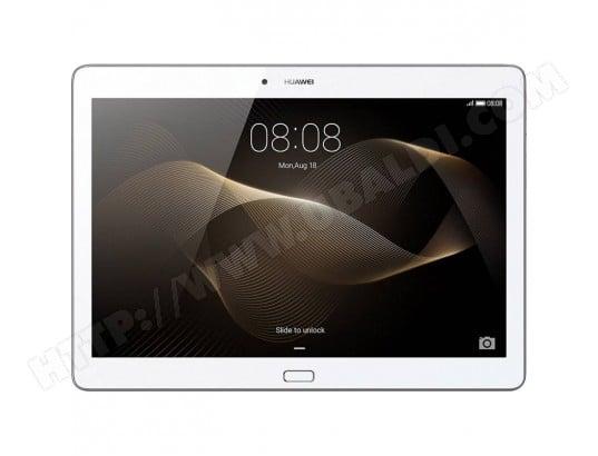 Huawei Mediapad M2 10.0 - 10.1'' - 4G-LTE / Wifi - 16Go, 2Go RAM - Argent