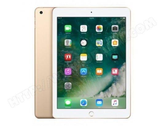 Apple iPad 9,7 (2017) 128 Go WiFi Or MPGW2TY/A