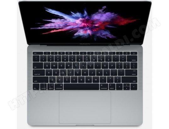 APPLE MacBook Pro MacBook Pro 13'' i5 128Go 8Go gris 2017