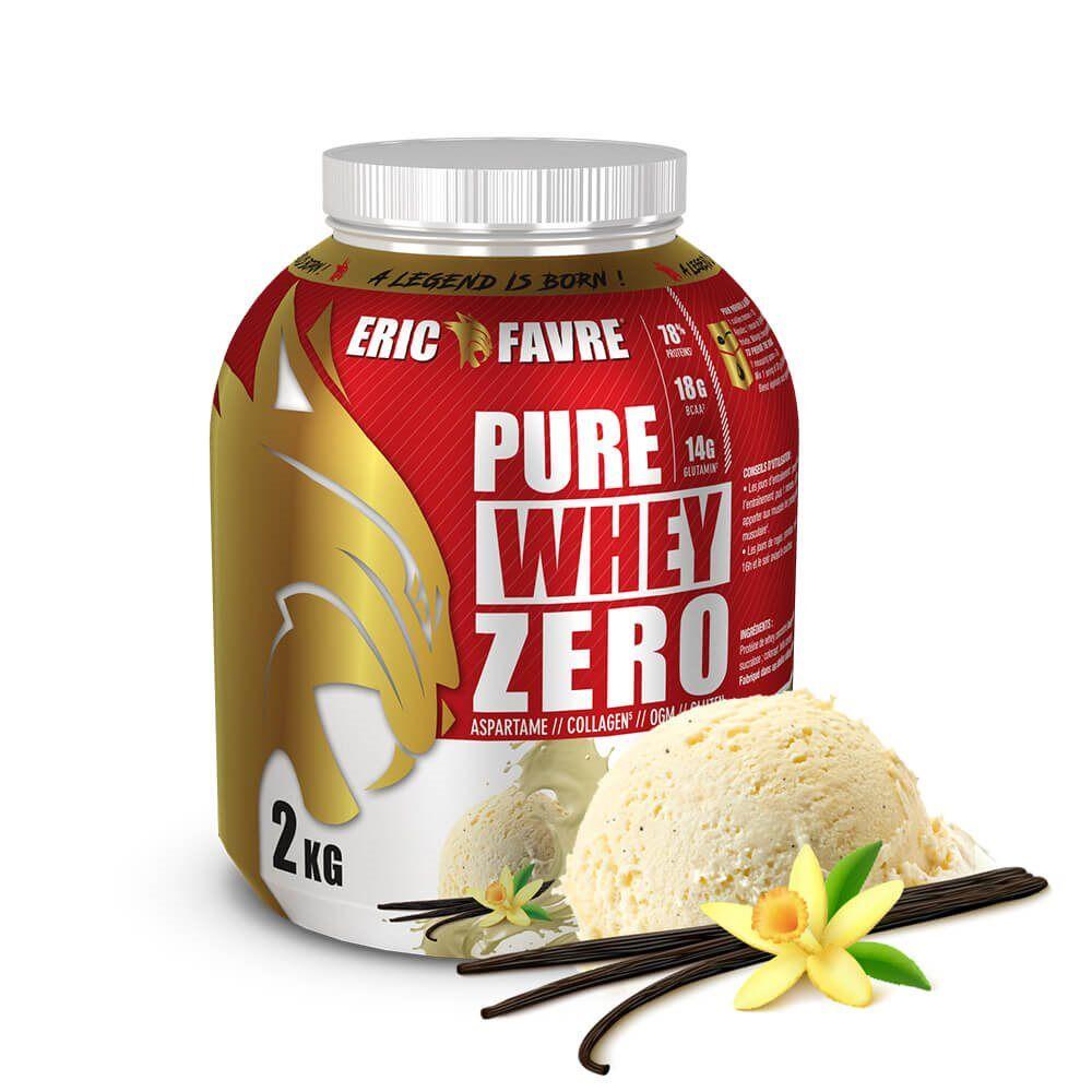 Eric Favre Nutrition Expert Proteine - Pure Whey Zero