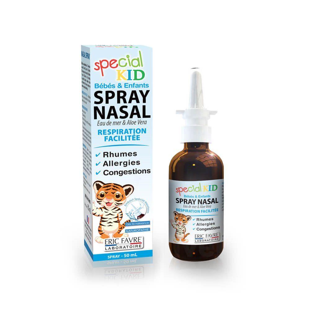 Eric Favre Laboratoire Sirop Special Kid Spray Nasal