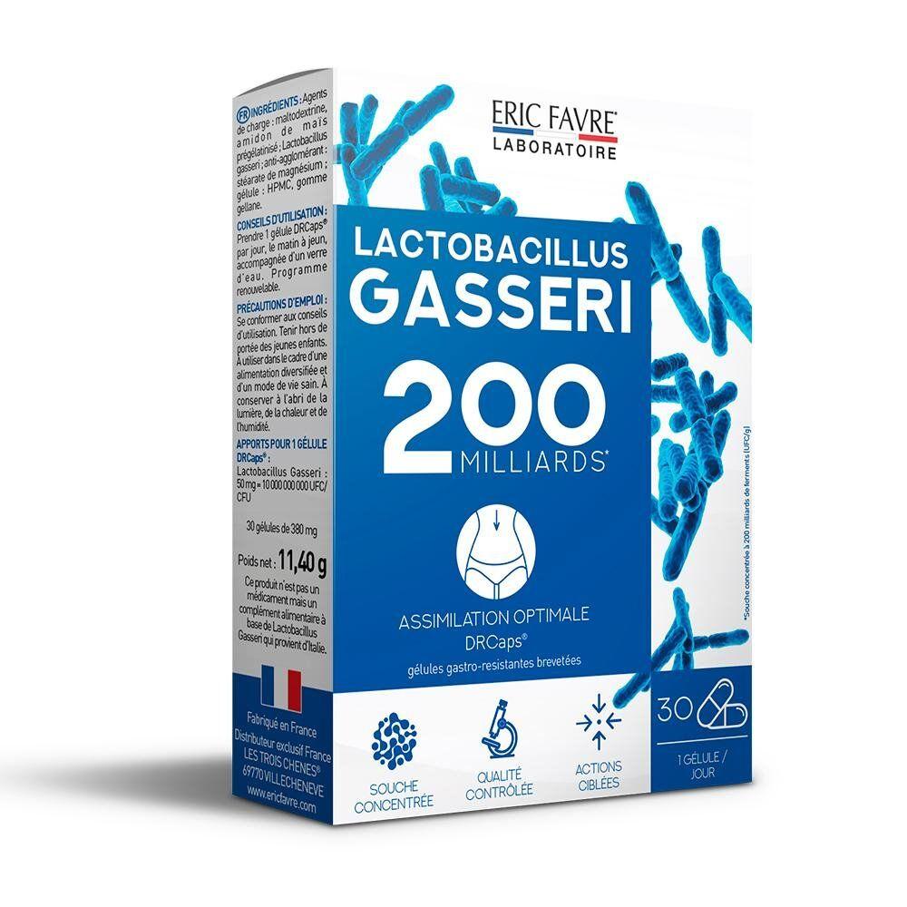 Eric Favre Wellness Lactobacillus Gasseri