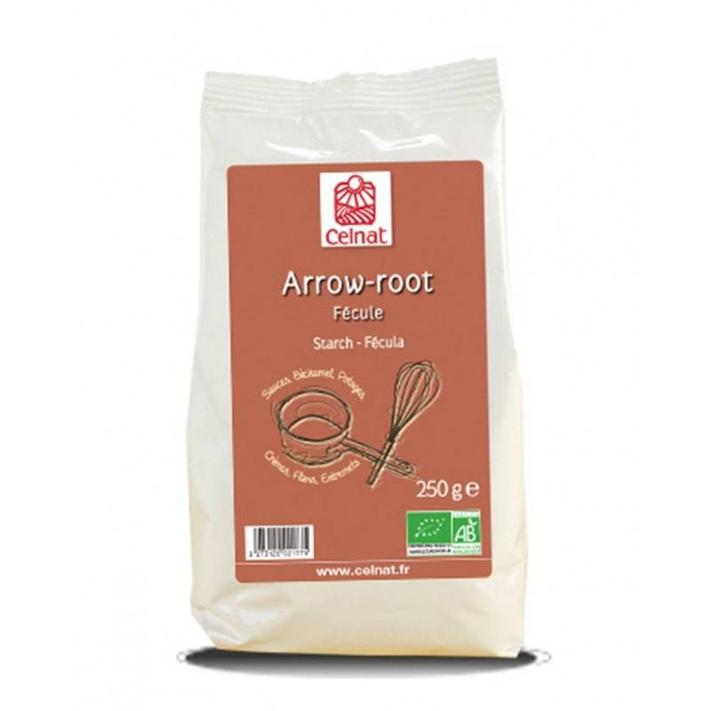 Celnat Arrowroot - 250g