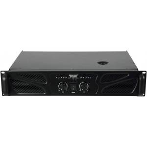 OMNITRONIC XPA-1800 Amplifier - Étages de sortie bicanaux - Publicité