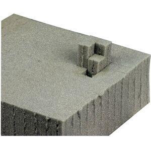 DAP-Audio Universal Foam Feuille : 1,2 m x 0,6 m, 5 cm - Publicité