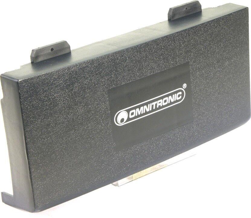 Ersatzteile Housing Part (Battery Cover) MOM-10BT4 Modular Wireless PA System Black - Les pièces de rechange