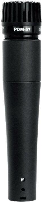 JTS PDM-57 Microphone dynamique universel - Microphones vocaux