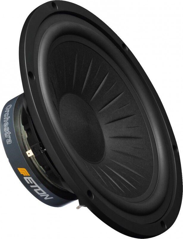 MONACOR 11-612C8/50RP Grave Hi-Fi, 120 W, 8 - Haut-parleurs de basses hi-fi