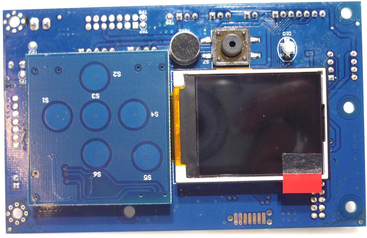 Ersatzteil PCB (Display) PCB0913-0-C - PCB0811-0-B - Pièces de rechange
