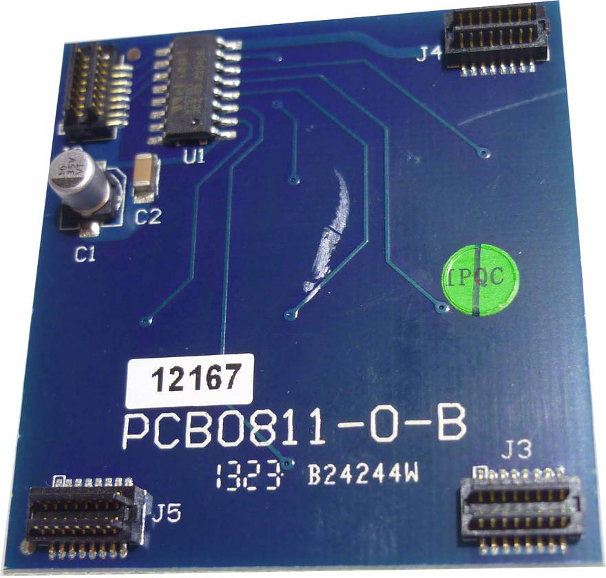 Ersatzteil PCB (Control Panel) PLS-5R(PCB0811-0-B)V1 - Pièces de rechange