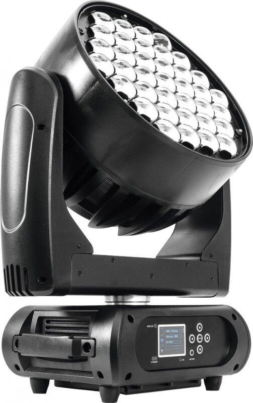 FUTURELIGHT EYE-37 RGBW Zoom LED Moving Head Wash - Moving Head Washer