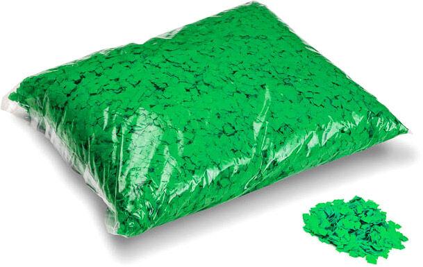 MagicFX Magic FX Powderfetti 6x6mm - Dark Green 1kg - Confettis en poudre