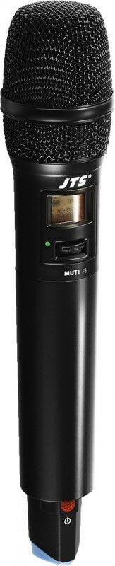 JTS R-4THA/5 Microphone main UHF PLL avec capsule à condensateur - Composants individuels