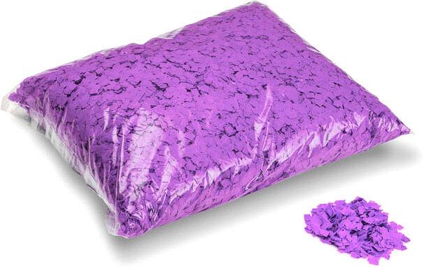 MagicFX Magic FX Powderfetti 6x6mm - Purple 1kg - Confettis en poudre