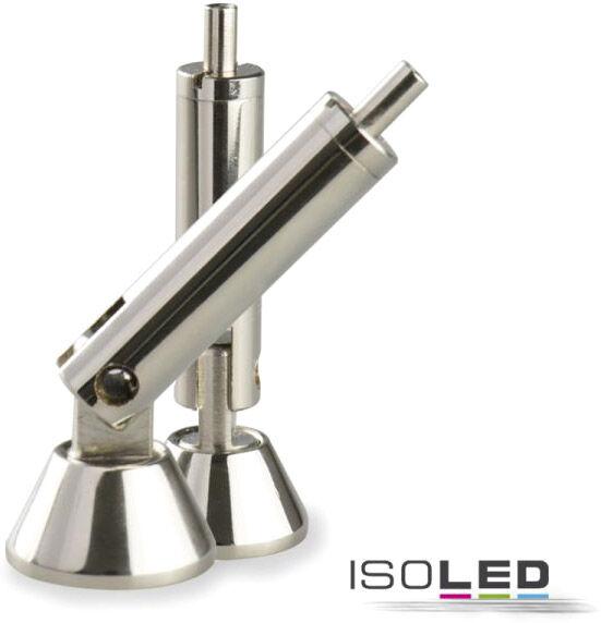 ISOLED Raccord à vis pour plafond (2 pièces) avec pince coulissante intégrée et joint pour - Accessoires divers