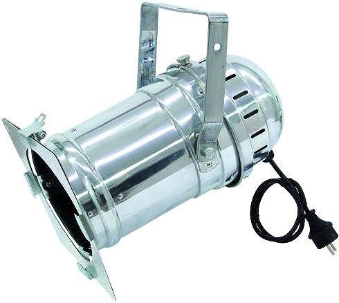 EUROLITE PAR-56 Long with plug silver - Projecteurs PAR-56