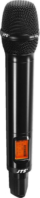 JTS JSS-4B/5 Microphone main UHF PLL dynamique - Composants individuels