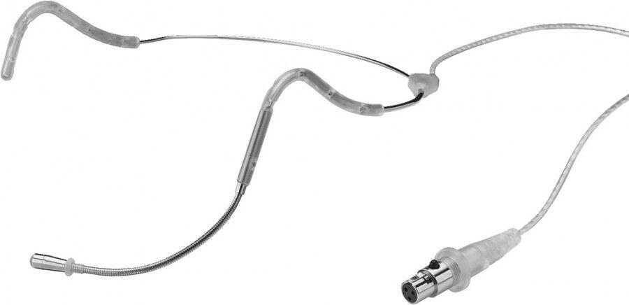 MONACOR HSE-160/CR Microphone serre-tête ultra-léger - Casques o casques audio