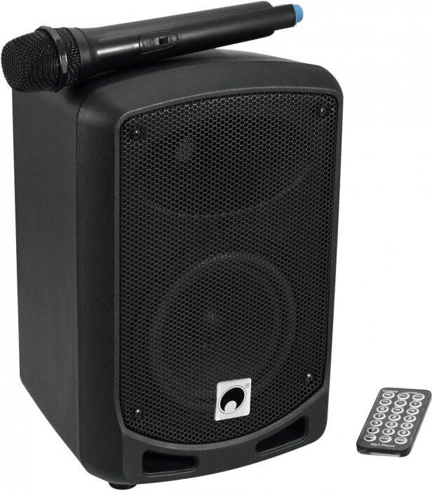 OMNITRONIC WAMS-65BT Wireless PA System - Haut-parleur actif sans fil