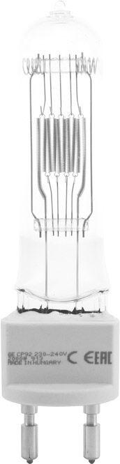 GE CP92 240V/2000W G-22 300h 3200K - Lampes halogènes, socle G22