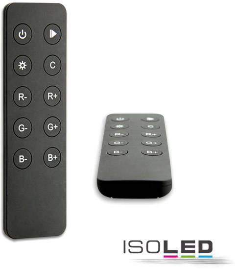 ISOLED Télécommande multifonction Sys-One RVB 1 zone - Accessoires divers