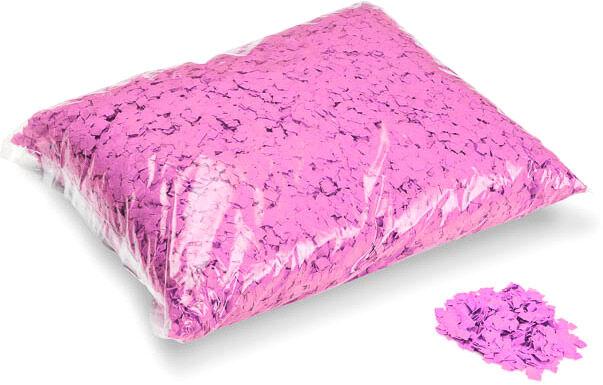 MagicFX Magic FX Powderfetti 6x6mm - Pink 1kg - Confettis en poudre