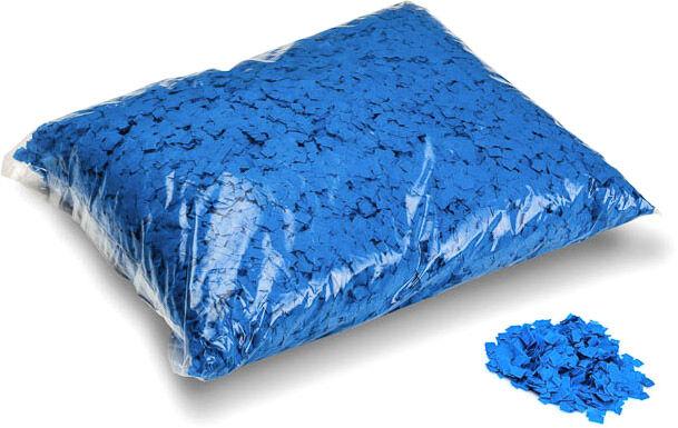 MagicFX Magic FX Powderfetti 6x6mm - Dark Blue 1kg - Confettis en poudre