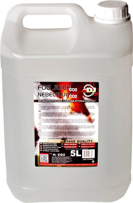 American DJ Fog Juice CO2 - 5 Liter - Fluides