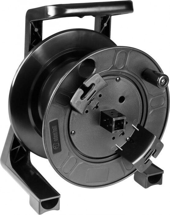 Adam Hall Cables 70224 Enrouleur de câble robuste et léger, - Enrouleur de câble