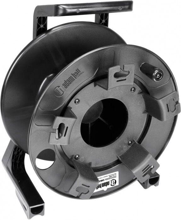 Adam Hall Cables 70225 Enrouleur de câble robuste et léger, - Enrouleur de câble