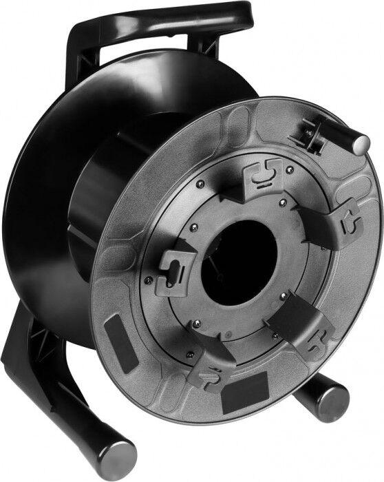 Adam Hall Cables 70226 Enrouleur de câble robuste et léger, - Enrouleur de câble