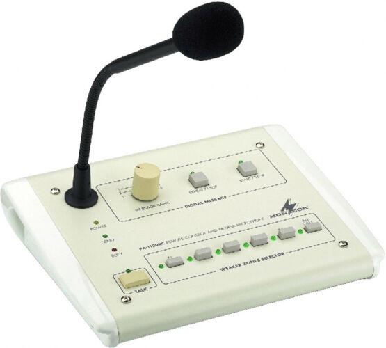 Monacor PA-1120RC Microphone de ...