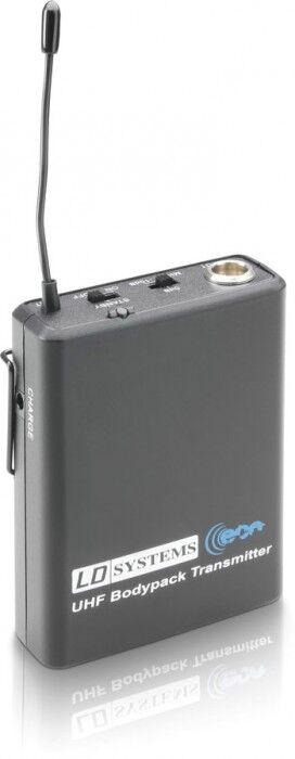 LD Systems ECO 2 BP 2 Émetteur Ceinture - Composants individuels