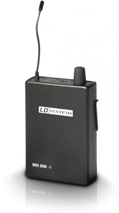 LD Systems MEI ONE 1 BPR Récepteur Ceinture pour LD MEI ONE 1 Système - Composants individuels