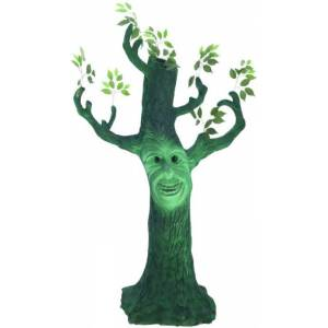 Europalms Halloween ghost tree 170cm - Décoration Halloween - Publicité
