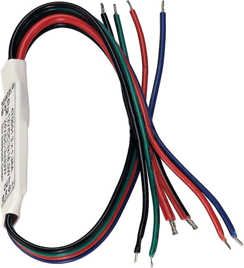 SLV EASY LIM RF MINI RGB SLAVE 12V/DC et 24V/DC - Deco illumination accessories