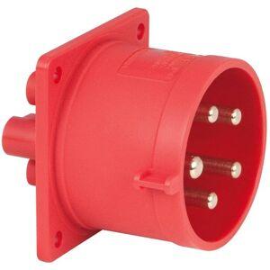 Sonstige PCE CEE 32A 400V 5p Socket Male - Rouge, IP44 - Connecteurs CEE - Publicité