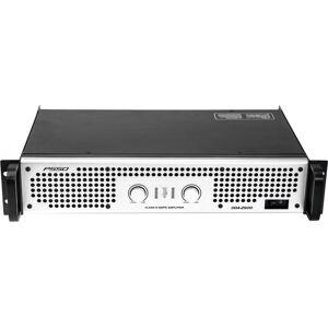 PSSO DDA-2500 Amplifier - Étages de sortie bicanaux - Publicité