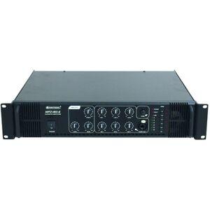 OMNITRONIC MPZ-180.6 PA mixing amplifier - Étages de sortie ELA 100 V - Publicité