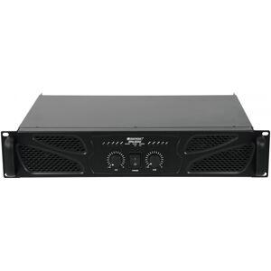 OMNITRONIC XPA-1000 Amplifier - Étages de sortie bicanaux - Publicité