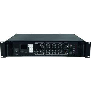 Omnitronic MPZ-650.6P PA mixing amplifier - Étages de sortie ELA 100 V - Publicité