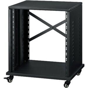 """Monacor Rack studio 12 U pour appareil au standard 19"""" (482 mm) - Racks - Publicité"""
