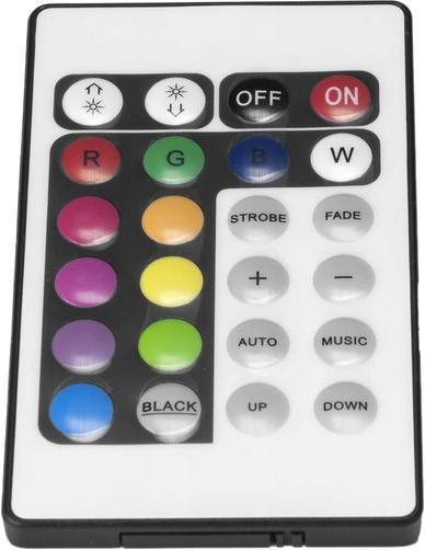 EUROLITE IR-34 Remote Control - Accessoires pour effets lumineux