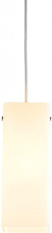 SLV QUADRASS SPOT, suspension intérieure, blanc, E27, max 40W - Lampes pendulaires