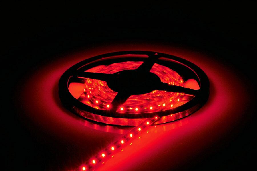 Inspilight LED Stripe - red - 300 LEDs - Role 5m - Bandes LED