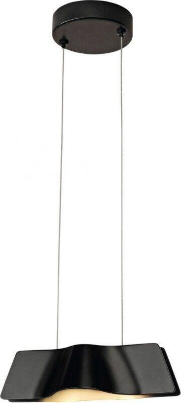 SLV Suspension WAVE 25 LED, 2000K-3000K Dim to Warm, noir - Lampes pendulaires