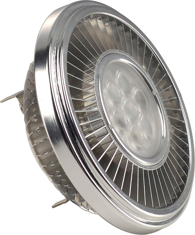 SLV LED AR111 CREE XT-E LED, 19W, 30°, 4000K, CRI 90 - Lampes LED socle G53