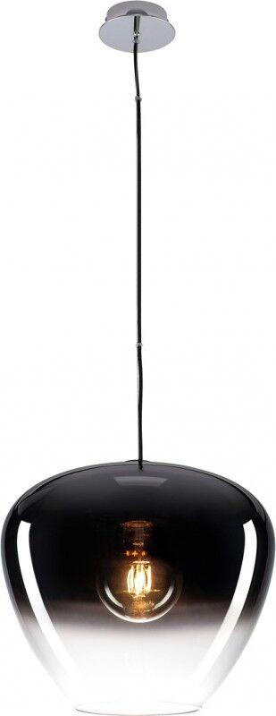 SLV PANTILO CONVEX 40, suspension intérieure, chrome, E27, max 40W - Lampes pendulaires