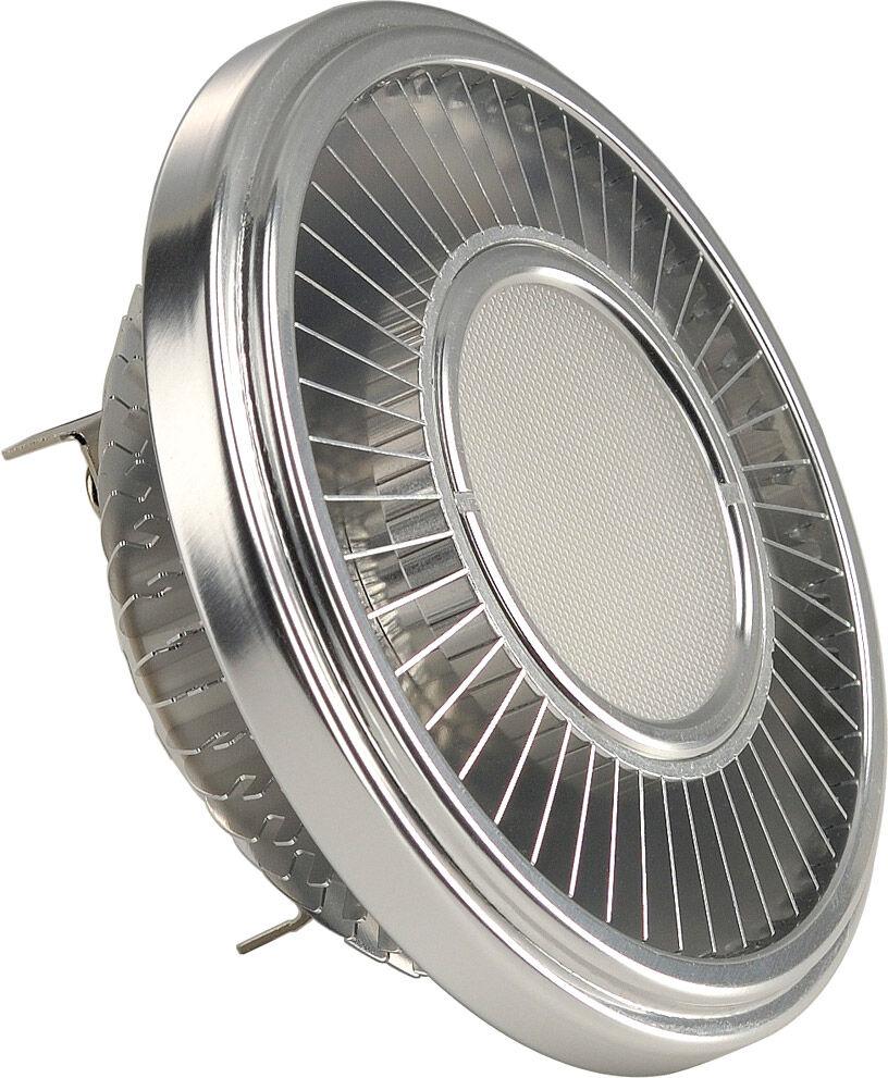 SLV LED AR111 CREE XT-E LED, 19W, 140°, 4000K, CRI 90 - Lampes LED socle G53